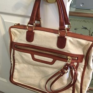 MZ Wallace Britt Currant Bedford Tote